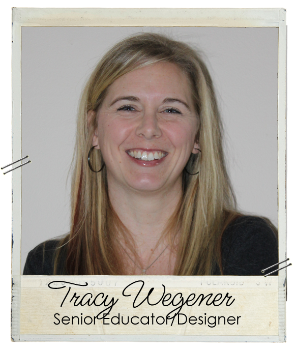 Tracy Wegener
