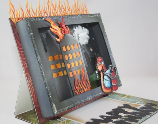 FiremanSnailShadowBoxEaselCardSideView-01032013