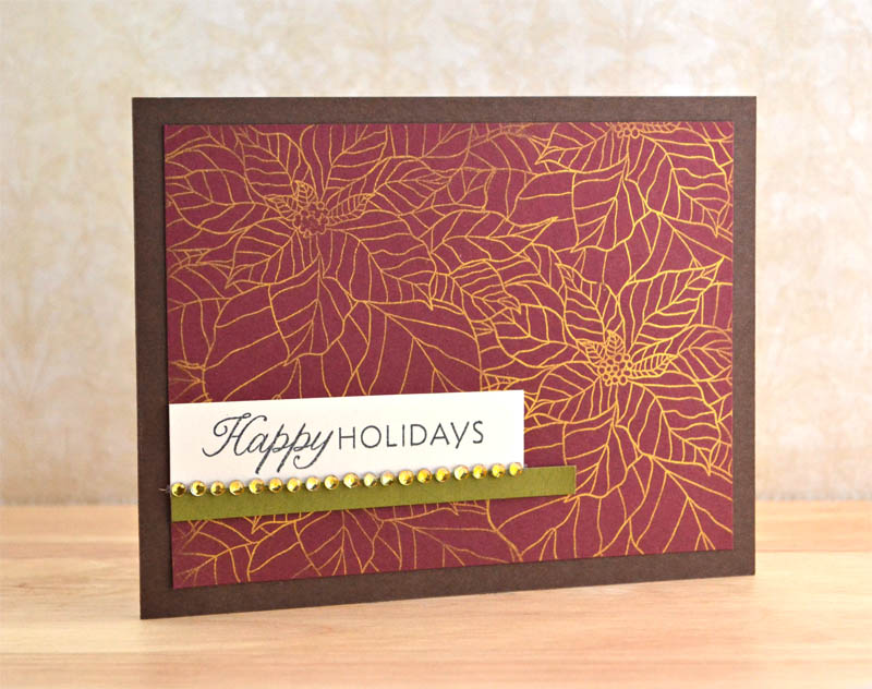 926amywProject 2 -Happy Holidays