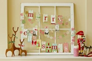 Christmas windown