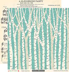 Silent Night 1220 - PP 12x12 - White Christmas (BACK) - _Music v