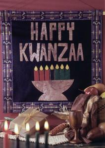 Kwanzaa wall hanging