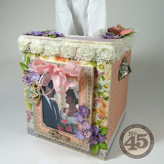 Paper-Crafter's-Library-Altered-Tissue-Box-Sweet-Sentiments-Graphic-45-Annette-Green-1-of-4-550W