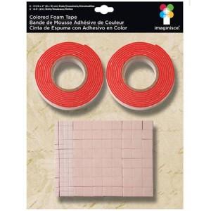 red foam tape