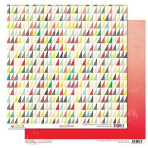 Glitz design multi triangle