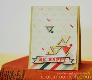 be happy triangle