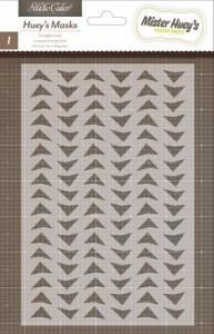 stencil triangles