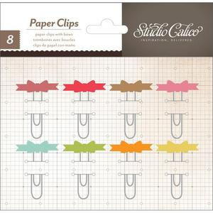 studio calico clips with bows