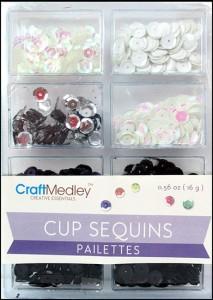 craft medley sequins