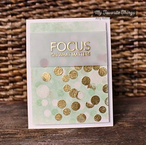 Amy Rohl Bokeh Card