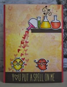 Valentine by Lizzy Criman