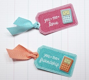 Calculator Tags by Yainea