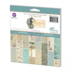 sea shore paper