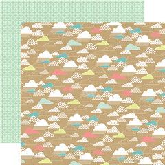echo park cloud paper