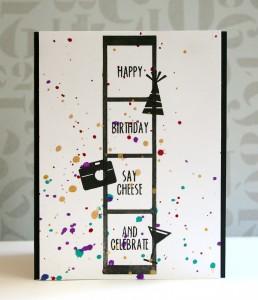 Birthday Card by Miriam Prantner