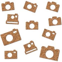 Cork Cameras by Studio Calico