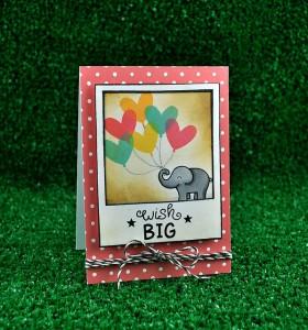 Wish Big by Kelly Alvarez