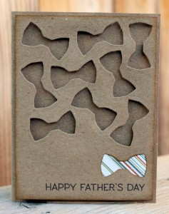 bow tie happy father's day