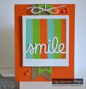 smile in frame