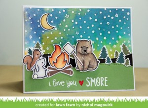 I Love You S'more by Nichol Magouirk