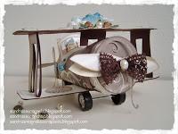 Vliegtuig Sandra's Scrapshop (1)