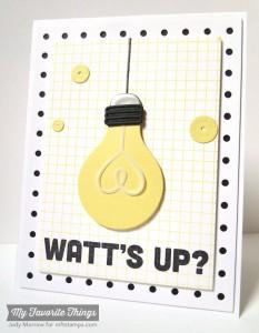 Watt's Up by Jody Morrow