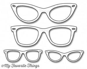 glasses die