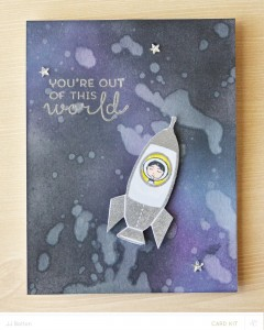 You're Out of this World by JJ Bolton
