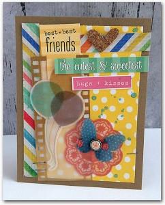 Best friends by Daniela Dobson