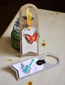 Doorknob Hangers by Maile Belles