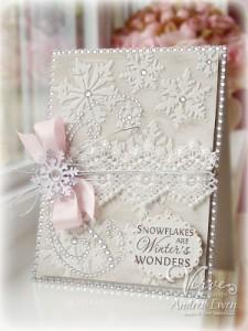 snowflakes are wonders