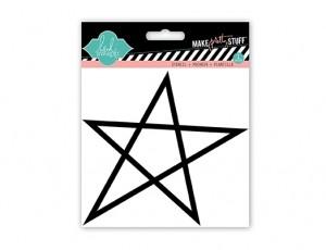 star stencil 2