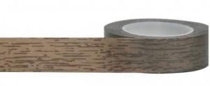 little B wood grain tape