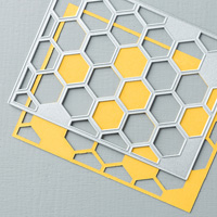 Hexagon Hive Thinlits Die by Stampin' Up