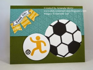 Simply World Cup by Amanda Mertz