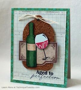 Technique-Tuesday-Aged-Cork-Card-Laura-ODonnell-Medium
