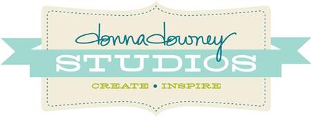 Donna Downey Studios Logo