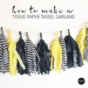 tissue banner