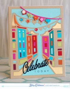 Celebrate Today by Betsy Veldman