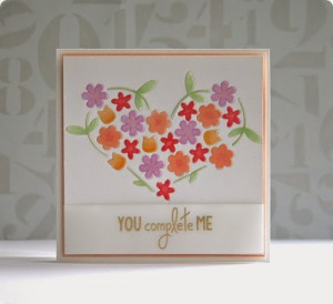 You Complete Me by Miriam Pranter