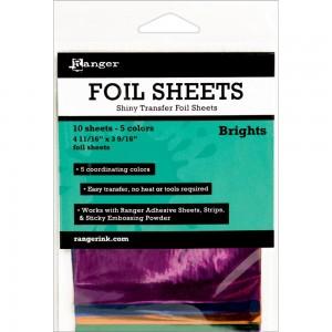 ranger foil sheets