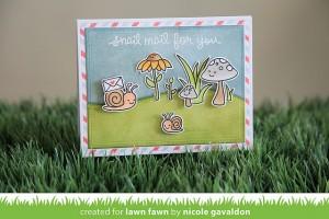 Snail Mail by Nicole Gavaldon
