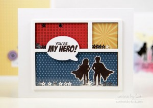 You're My Hero! by Lexi Daly