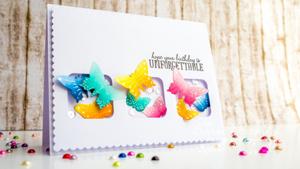 Cupcake Challenge Guest Designer – Butterfly Birthday