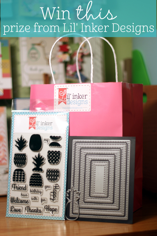 Lil' Inker Designs for Paper Crafters Feature Prize Picture-550W