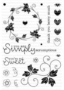 Simply Scrumptious by Clearly Besotted