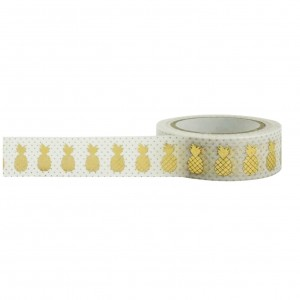 Little B Pineapple Washi Tape