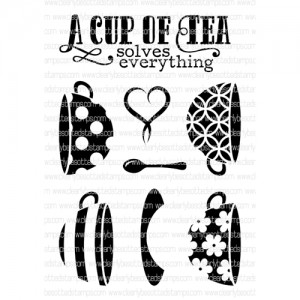 A Cup of Tea by Clearly Besotted