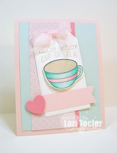 My Cup of Tea by Lori Tecler